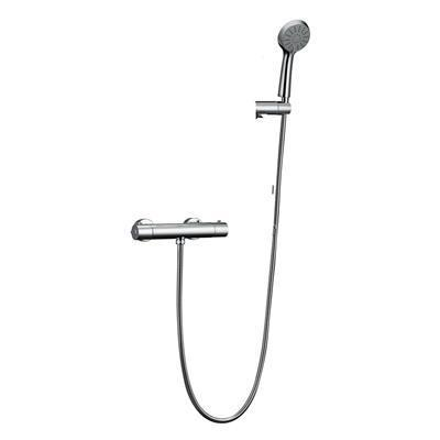 Chrome Thermostatic Mixer Shower Valve (for 5 Inch Handheld Shower System)